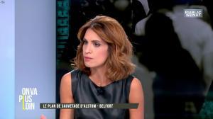 Sonia Mabrouk dans On Va Plus Loin - 04/10/16 - 08