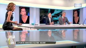 Sonia Mabrouk dans On Va Plus Loin - 04/10/16 - 09