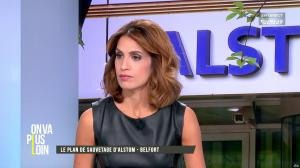 Sonia Mabrouk dans On Va Plus Loin - 04/10/16 - 10