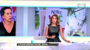 Sonia Mabrouk dans On Va Plus Loin - 04/10/16 - 11