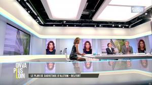 Sonia Mabrouk dans On Va Plus Loin - 04/10/16 - 12
