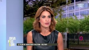 Sonia Mabrouk dans On Va Plus Loin - 04/10/16 - 13