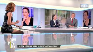 Sonia Mabrouk dans On Va Plus Loin - 04/10/16 - 14