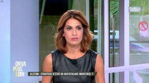 Sonia Mabrouk dans On Va Plus Loin - 04/10/16 - 15