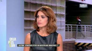 Sonia Mabrouk dans On Va Plus Loin - 04/10/16 - 19