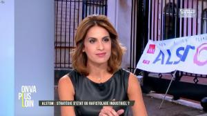 Sonia Mabrouk dans On Va Plus Loin - 04/10/16 - 21