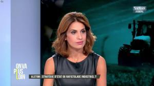 Sonia Mabrouk dans On Va Plus Loin - 04/10/16 - 22