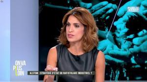 Sonia Mabrouk dans On Va Plus Loin - 04/10/16 - 26
