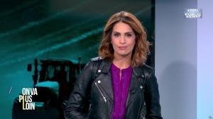 Sonia Mabrouk dans On Va Plus Loin - 11/10/16 - 02