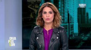 Sonia Mabrouk dans On Va Plus Loin - 11/10/16 - 03