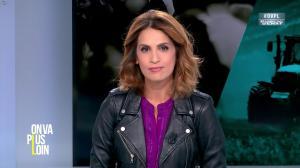 Sonia Mabrouk dans On Va Plus Loin - 11/10/16 - 04
