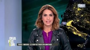 Sonia Mabrouk dans On Va Plus Loin - 11/10/16 - 06