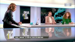 Sonia Mabrouk dans On Va Plus Loin - 11/10/16 - 07