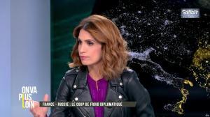 Sonia Mabrouk dans On Va Plus Loin - 11/10/16 - 08