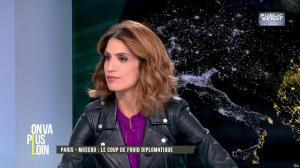 Sonia Mabrouk dans On Va Plus Loin - 11/10/16 - 14