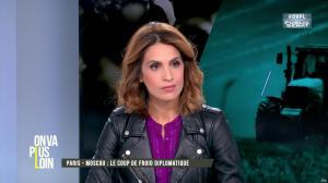 Sonia Mabrouk dans On Va Plus Loin - 11/10/16 - 19