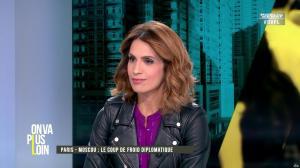 Sonia Mabrouk dans On Va Plus Loin - 11/10/16 - 21