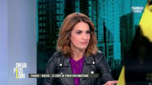 Sonia Mabrouk dans On Va Plus Loin - 11/10/16 - 22