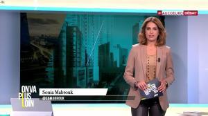 Sonia Mabrouk dans On Va Plus Loin - 12/10/16 - 03
