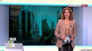 Sonia Mabrouk dans On Va Plus Loin - 12/10/16 - 04