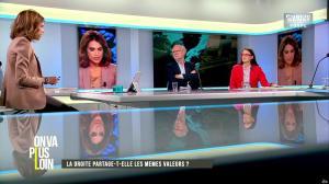 Sonia Mabrouk dans On Va Plus Loin - 12/10/16 - 09