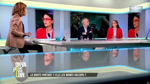 Sonia Mabrouk dans On Va Plus Loin - 12/10/16 - 10