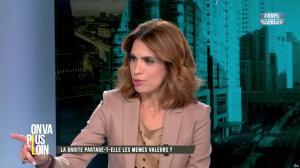 Sonia Mabrouk dans On Va Plus Loin - 12/10/16 - 12