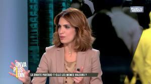 Sonia Mabrouk dans On Va Plus Loin - 12/10/16 - 21