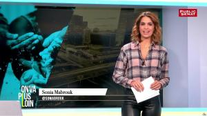 Sonia Mabrouk dans On Va Plus Loin - 25/10/16 - 01