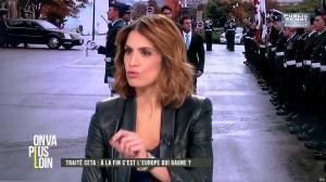 Sonia Mabrouk dans On Va Plus Loin - 27/10/16 - 09
