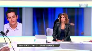 Sonia Mabrouk dans On Va Plus Loin - 27/10/16 - 10