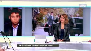 Sonia Mabrouk dans On Va Plus Loin - 27/10/16 - 12