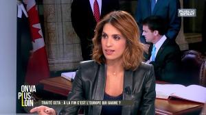 Sonia Mabrouk dans On Va Plus Loin - 27/10/16 - 14