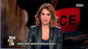 Sonia Mabrouk dans On Va Plus Loin - 27/10/16 - 21