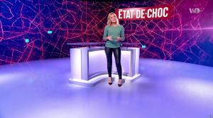 Stéphanie Renouvin dans État de Choc - 06/12/16 - 01