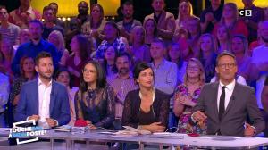 Agathe Auproux dans Touche pas à mon Poste - 27/09/17 - 02