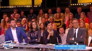 Agathe Auproux dans Touche pas à mon Poste - 27/09/17 - 10