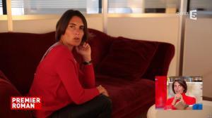 Alessandra Sublet dans C à Vous - 08/11/17 - 01