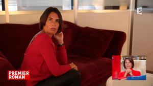 Alessandra Sublet dans C à Vous - 08/11/17 - 02