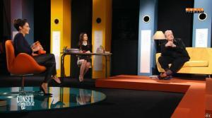 Alessandra Sublet dans Conseil d'Indiscipline - 08/12/16 - 01