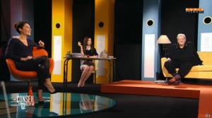 Alessandra Sublet dans Conseil d'Indiscipline - 08/12/16 - 04