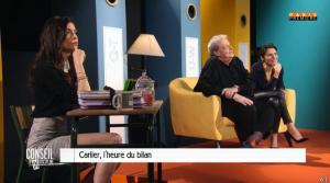 Alessandra Sublet dans Conseil d'Indiscipline - 08/12/16 - 06