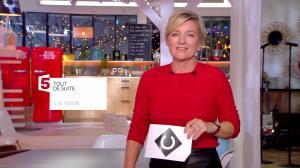 Anne-Elisabeth Lemoine dans C à Vous - 08/11/17 - 02