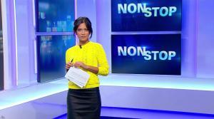Aurélie Casse dans Non Stop - 05/12/17 - 02