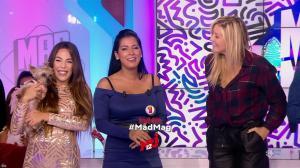 Ayem Nour, Emilie Picch et Kim Glow dans le Mad Mag - 04/10/17 - 02