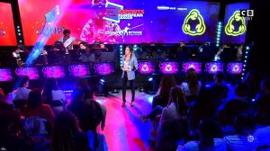 Capucine Anav dans E Sports European League - 02/10/17 - 04