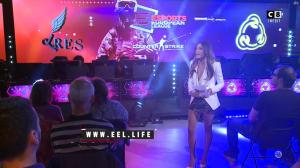 Capucine Anav dans E Sports European League - 25/09/17 - 06