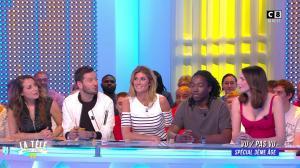 Caroline Ithurbide, Frédérique Bel et Magali Berdah dans la Télé, même l'été - 12/07/17 - 12