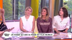 Caroline Ithurbide et Julia Molkhou dans William à Midi - 28/09/17 - 20