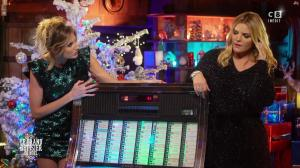 Caroline Ithurbide et Justine Fraioli dans le Grand Bêtisier de Noël - 18/12/17 - 02